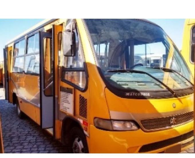 Micro onibus sênior m.benz lo-915 cód.6645 ano 2004