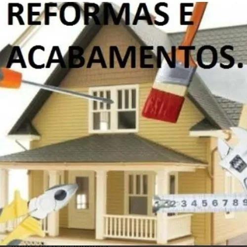 M&w construção/reformas e acabamentos
