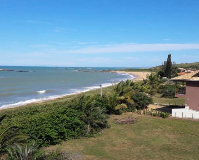 Oportunidade!! terrenos em condomínio fechado frente ao mar