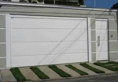 Portões automáticos e porta e janelas de vidro