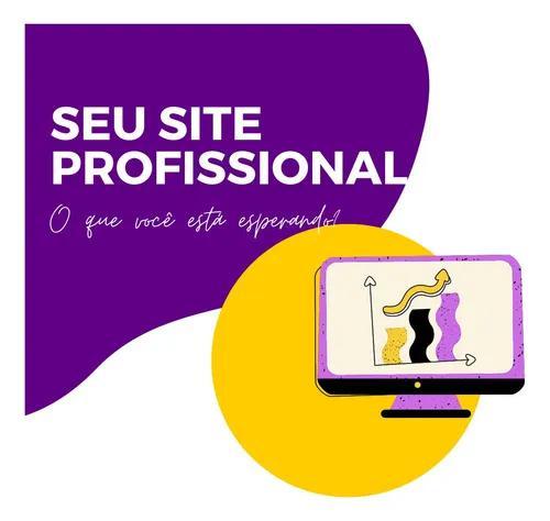 Site profissional, com hospedag