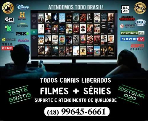 Tv box. tv por assinatura via internet