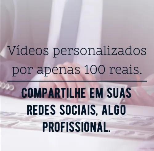 Vídeos de publicidade, rápidos e personalizados!