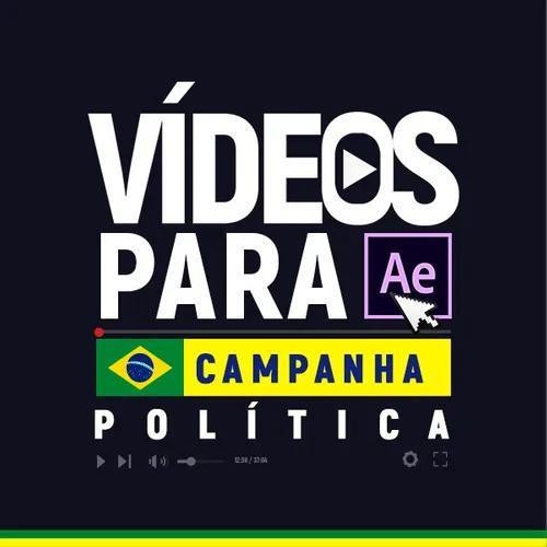 Vídeos para campanha política