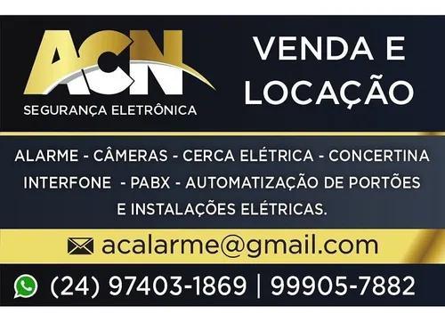 Venda e instalação de segurança eletrônica e elétrica