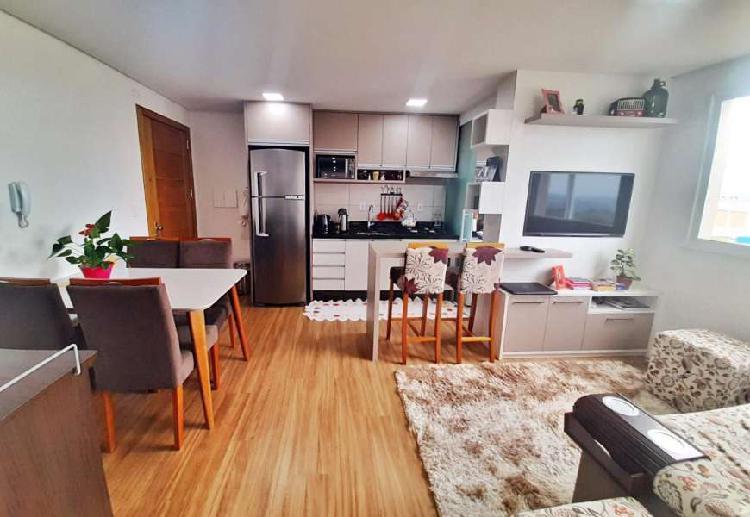 Apartamento pronto para morar em santa rita - bento