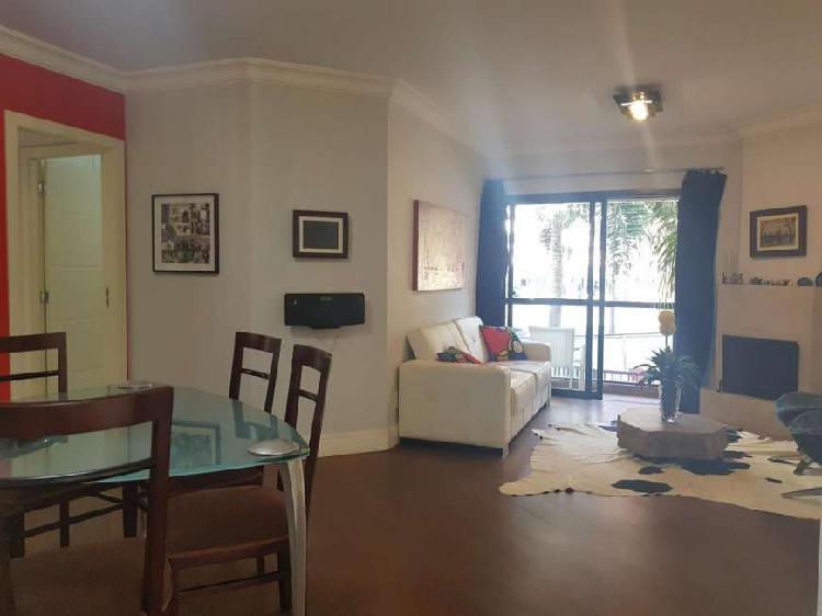 Apartamento à venda, 3 quartos, 2 vagas, vila andrade -