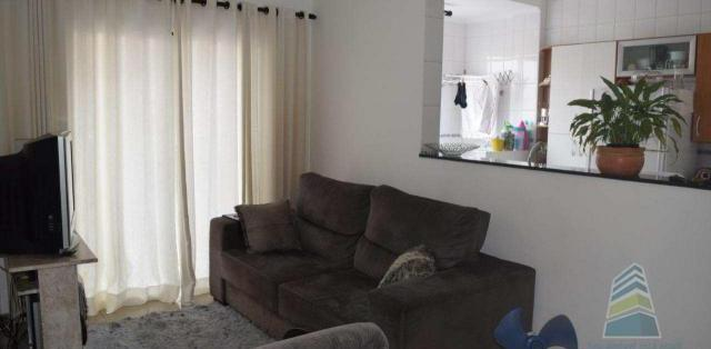 Apartamento à venda com 2 dormitórios em Canto do forte,