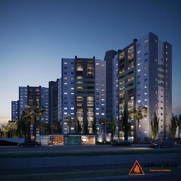 Apartamento à venda no areal - pelotas, rs. im259732