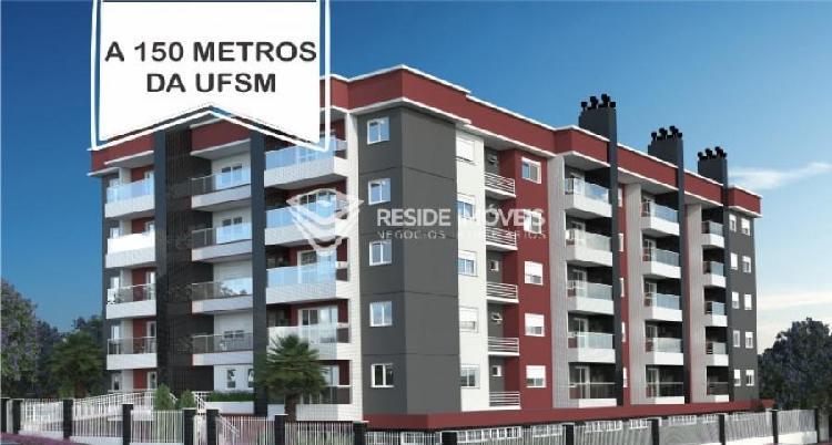 Apartamento à venda no camobi - santa maria, rs. im215606