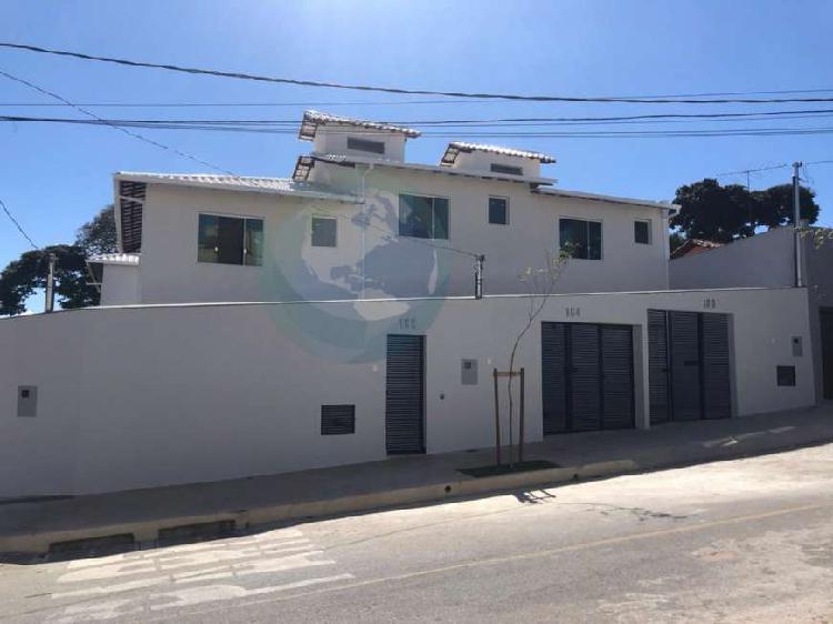 Casa geminada para venda em santa amélia belo horizonte-mg