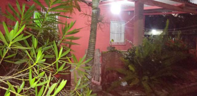 Casa alvenaria casa com 2 domitórios - mgf imóveis