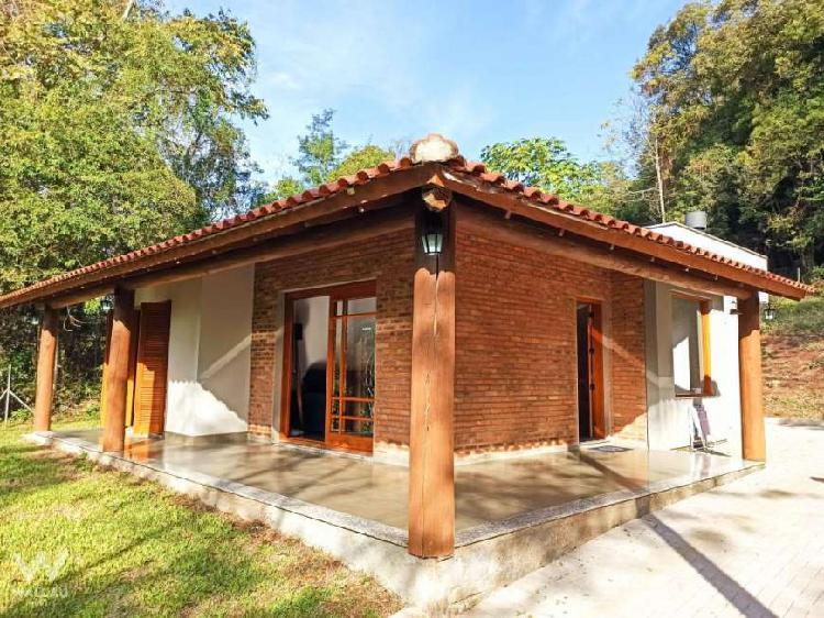 Casa para venda com 115 m² privativos com 02 dormitórios