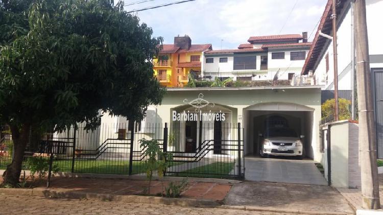 Casa à venda no higienópolis - santa cruz do sul, rs.