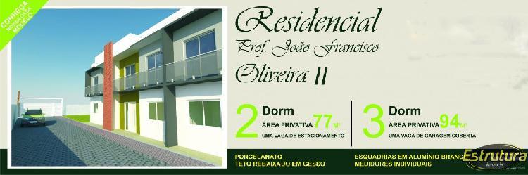 Casa à venda no passo dareia - santa maria, rs. im68932