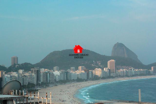 Cobertura à venda no copacabana - rio de janeiro, rj.