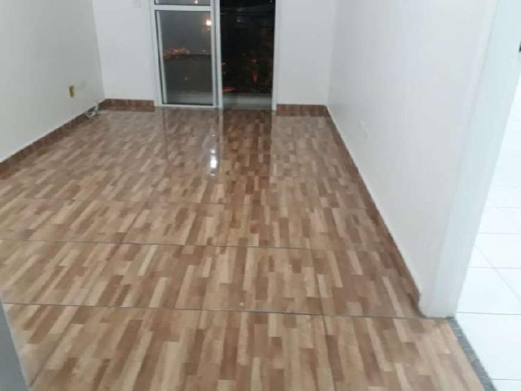 Impecavel apartamento 51 mt² pronto morar rua fosca jardim