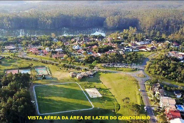 Terreno, condomínio fechado fazenda da ilha, 845m², a