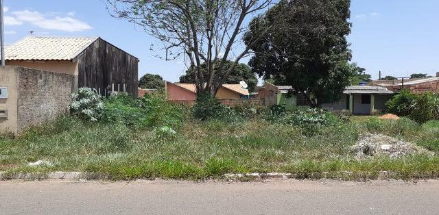 Terreno a venda no jardim anache - mgf imóveis