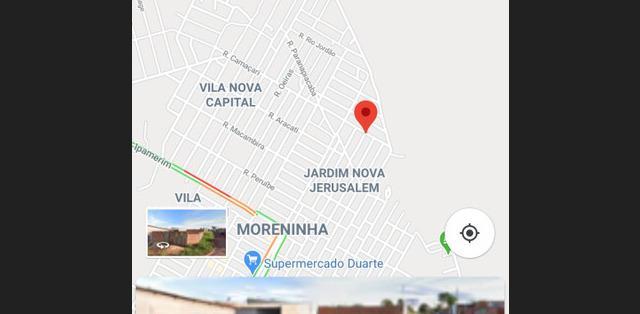 Terreno na nova jerusalém - mgf imóveis