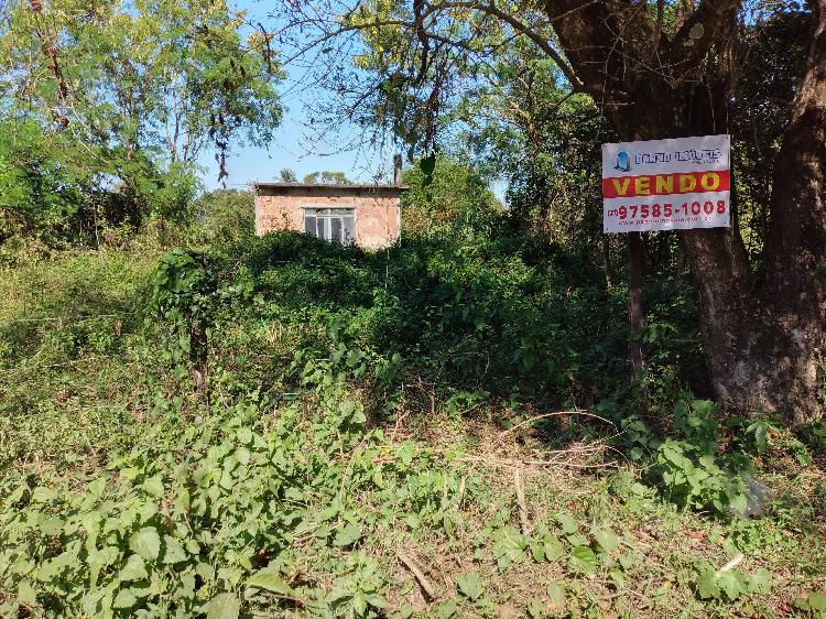 Terreno/lote à venda no chácaras rio-petrópolis - duque