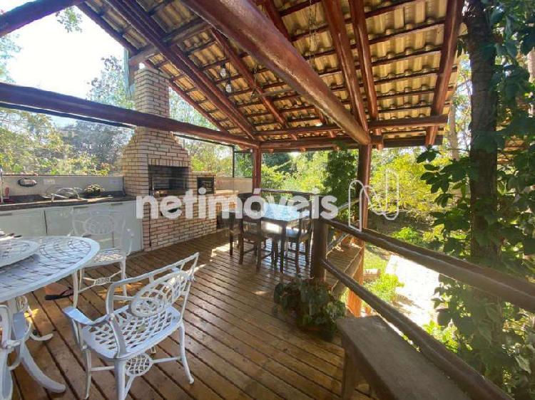 Venda casa em condomínio jardim botânico brasília