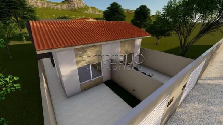 Venda -casa térrea - 62 m² - 2 dorm - jd sta teresa - mogi