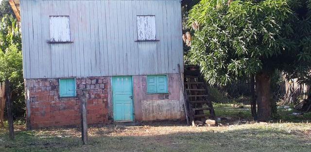 Vende se uma casa no bairro cidade nova - mgf imóveis