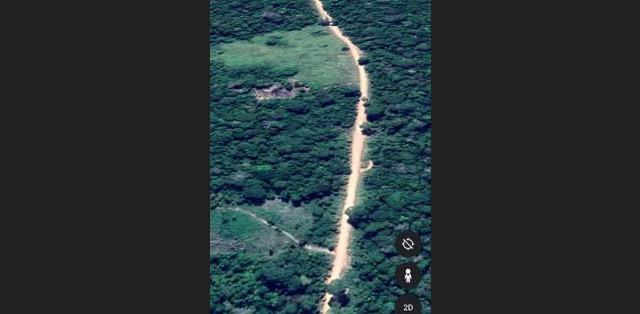Rea 100 hectares em chácara ipê, rio branco - mgf