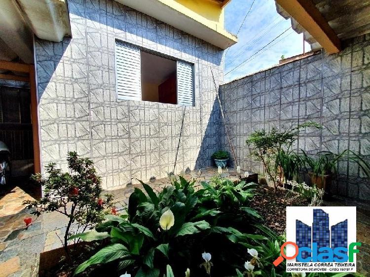 Casa térrea 204 m² área construída, área total 215m²- nova petrópolis sbc