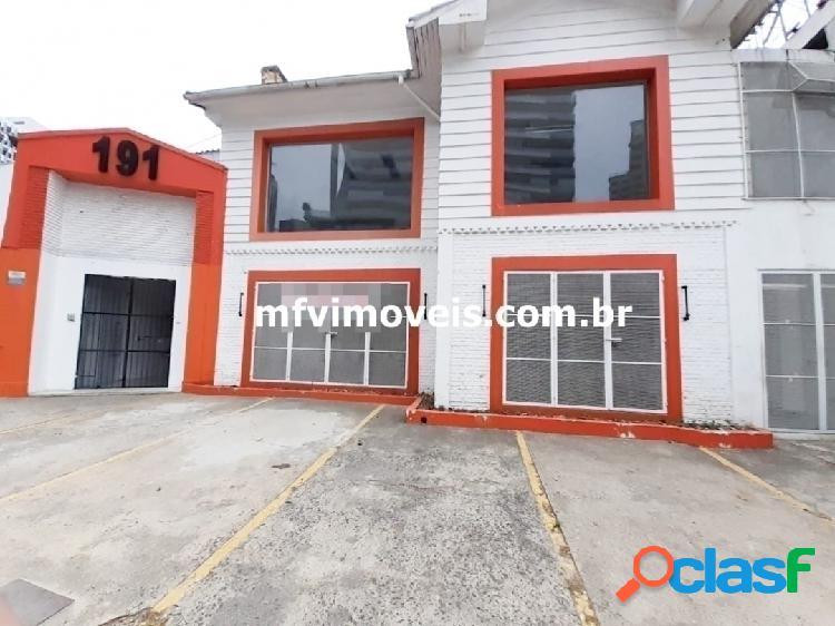 Imóvel comercial 5 salas para alugar na avenida eusébio matoso - pinheiros