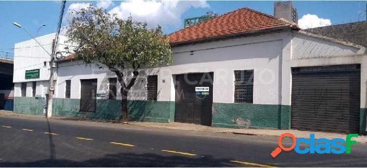Galpão - centro limeira