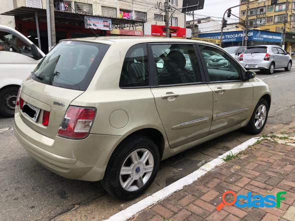 Fiat stilo 1.8 1.8 sp connect 16v 122cv 5p dourado 2003 1.8 gasolina