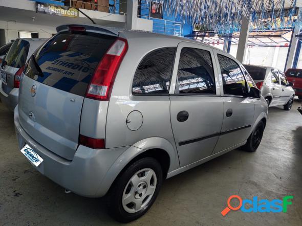 Chevrolet meriva 1.8 cd 1.8 mpfi 16v 122cv 5p prata 2003 1.8 gasolina