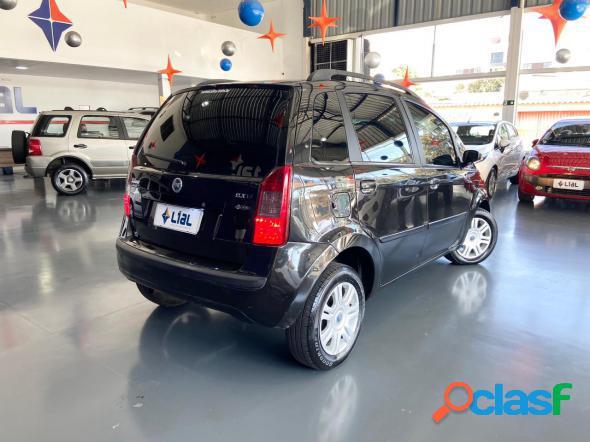Fiat idea elx 1.4 mpi fire flex 8v 5p preto 2007 1.4 flex