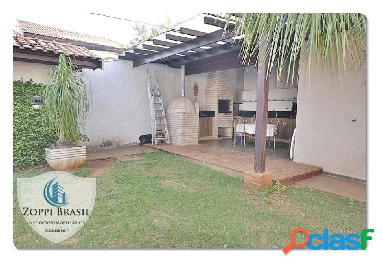 Ca136 - casa, venda, americana, jardim ipiranga, alto padrão, 541 m². 6 dor