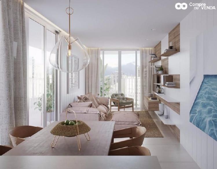 Apartamento à venda no leblon - rio de janeiro, rj.