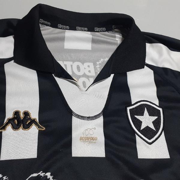 Camisa botafogo 2004 centenário