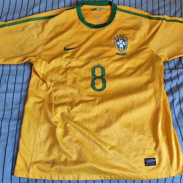 Camisa Nike Brasil 2010