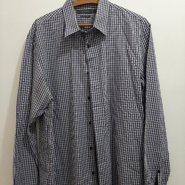 Camisa xadrez tamanho 5