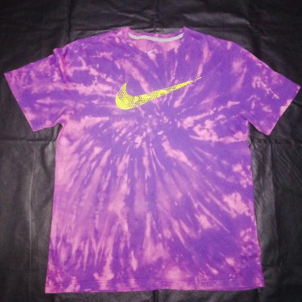 Camiseta nike tie dye nike xl