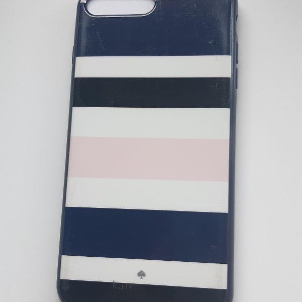 Case/capa celular kate spade original - iphone 8 plus