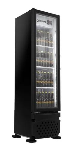 Cervejeira 230 litros ccv-144 imbera porta vidro 220 v