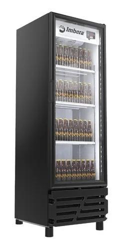 Cervejeira 522 litros ccv-355 imbera porta vidro 220 v