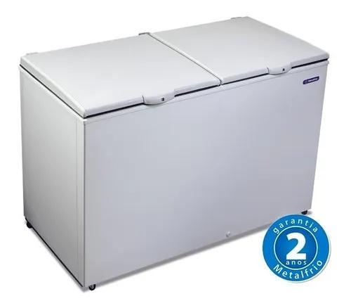 Chest freezer horizontal da420 - metalfrio