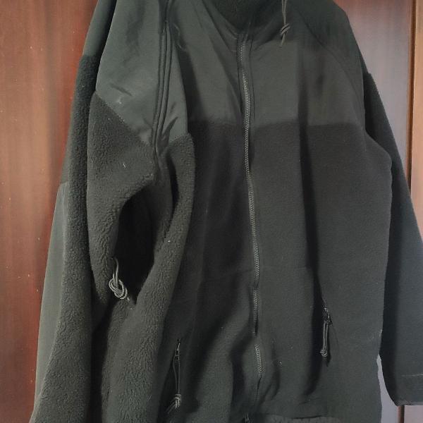 Fleece made in usa exército americano polartec 300 peckham