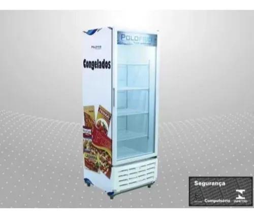 Freezer conservador congelados 450 l 2504