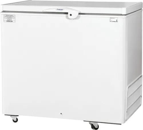 Freezer horizontal dupla ação fricon hced311 mostruário