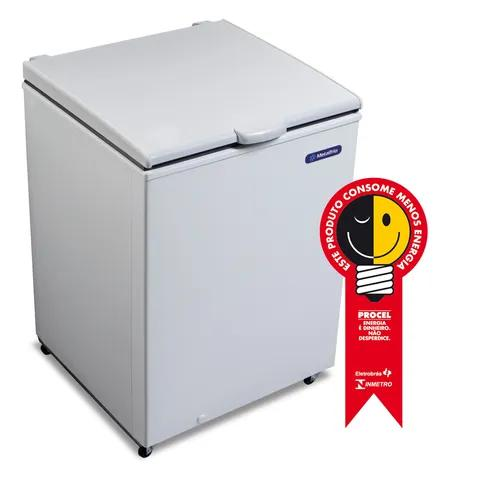 Freezer Horizontal Metalfrio 166l Da170b4001 - 220 Volts