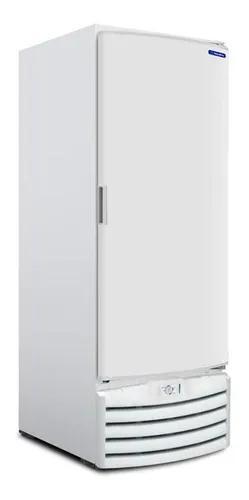 Freezer refrigerador vertical metalfrio tripla açao vf56d